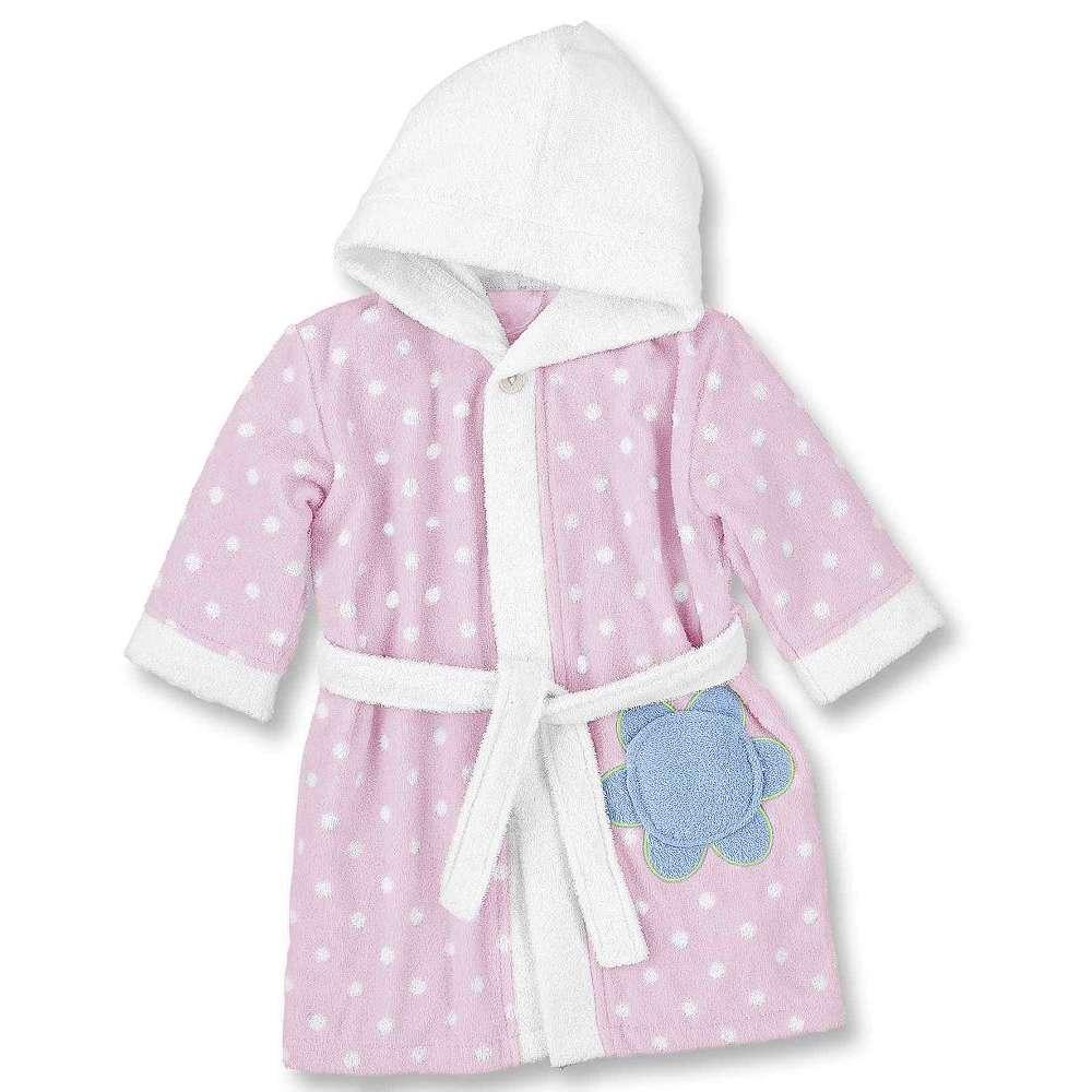 Sterntaler Baby  Kinder Bademantel Edda Ente 7301724