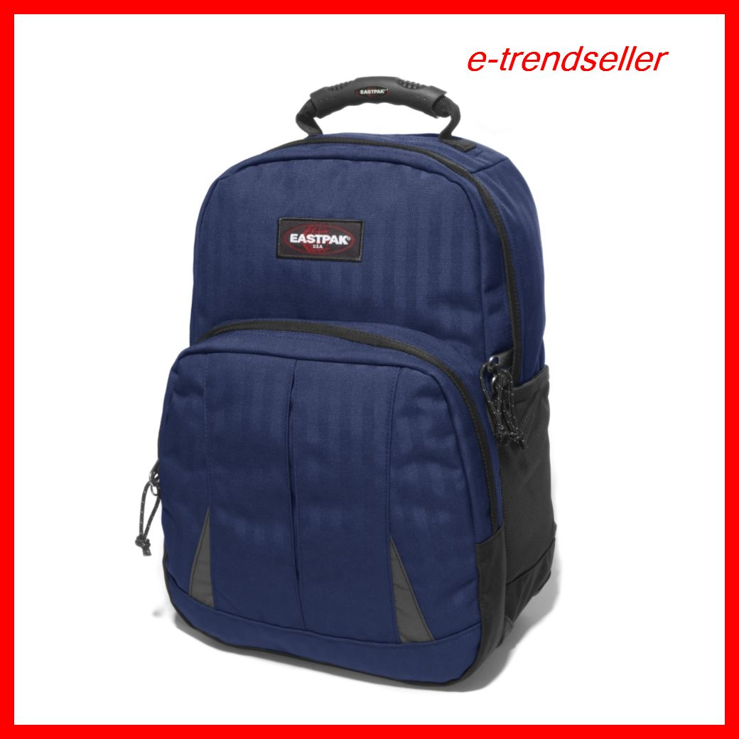 eastpak rucksack genius campus navy 535 blau neu ebay. Black Bedroom Furniture Sets. Home Design Ideas