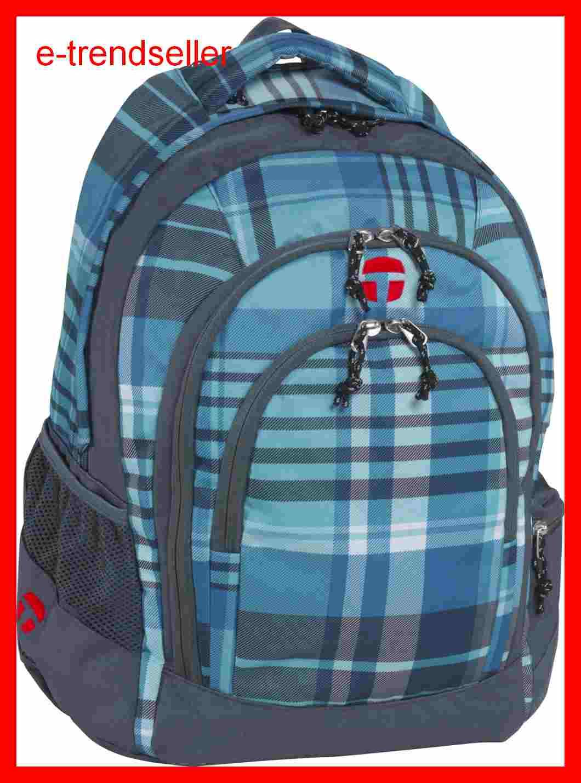 take it easy berlin rucksack atlantic blau grau 191. Black Bedroom Furniture Sets. Home Design Ideas